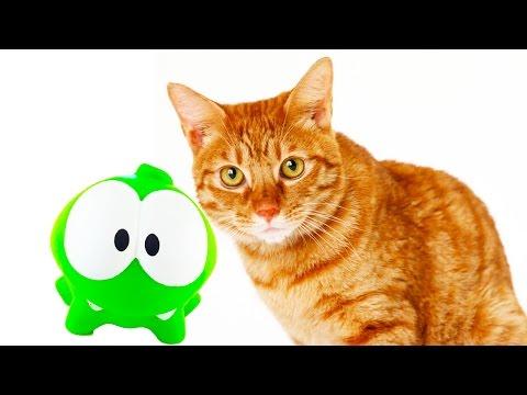 Ам Ням и Кот теперь Друзья - Дождливый день - Приключения игрушечного Ам Няма