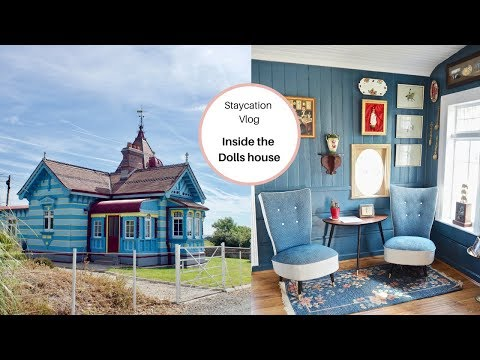 House Tour Of The Dolls House, Staycation In Wexford Vlog