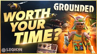 Grounded Early Access Review - Worth Your Time? | Breaking Down Obsidian's Open World Survival Game