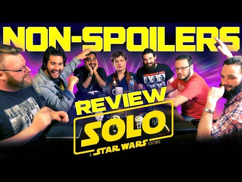 """Solo: A Star Wars Story"" Non-Spoiler MOVIE REVIEW"