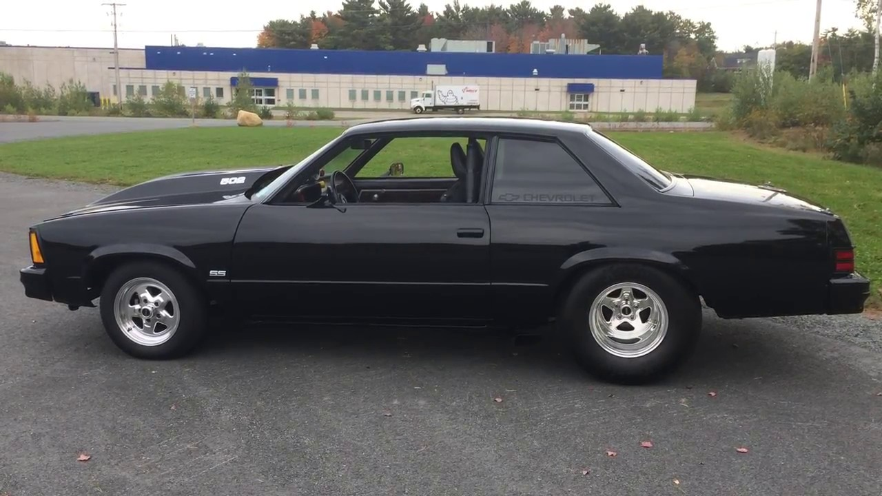 1980 Pro Street Chevy Malibu 502 Bbc Updated Motor Project