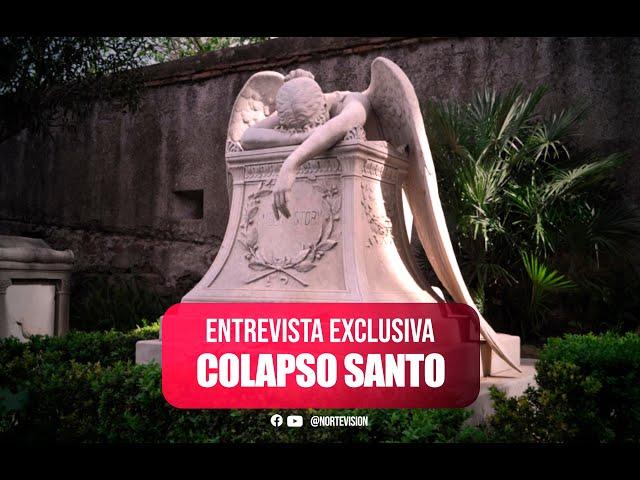 Entrevista - Colapso en cementerios de Chile