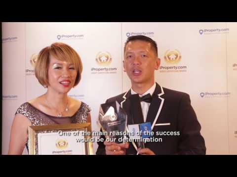iProperty.com AAA 2016 - Top Agency Award in the Central Region (Rina Properties Asia)