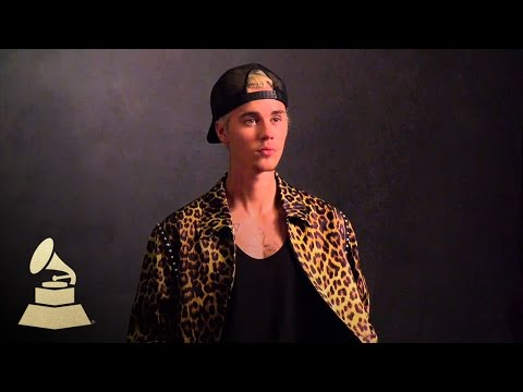 Justin Bieber | Backstage Photoshoot | 58th GRAMMYs