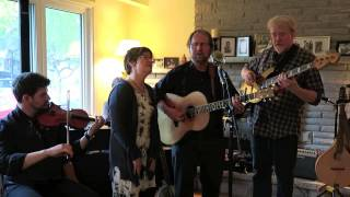 The Brian Pickell Band house concert