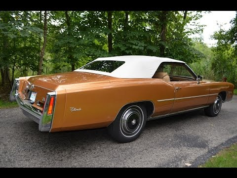 1976 Cadillac Eldorado for sale ESTATE 10k miles Detroit Mi.