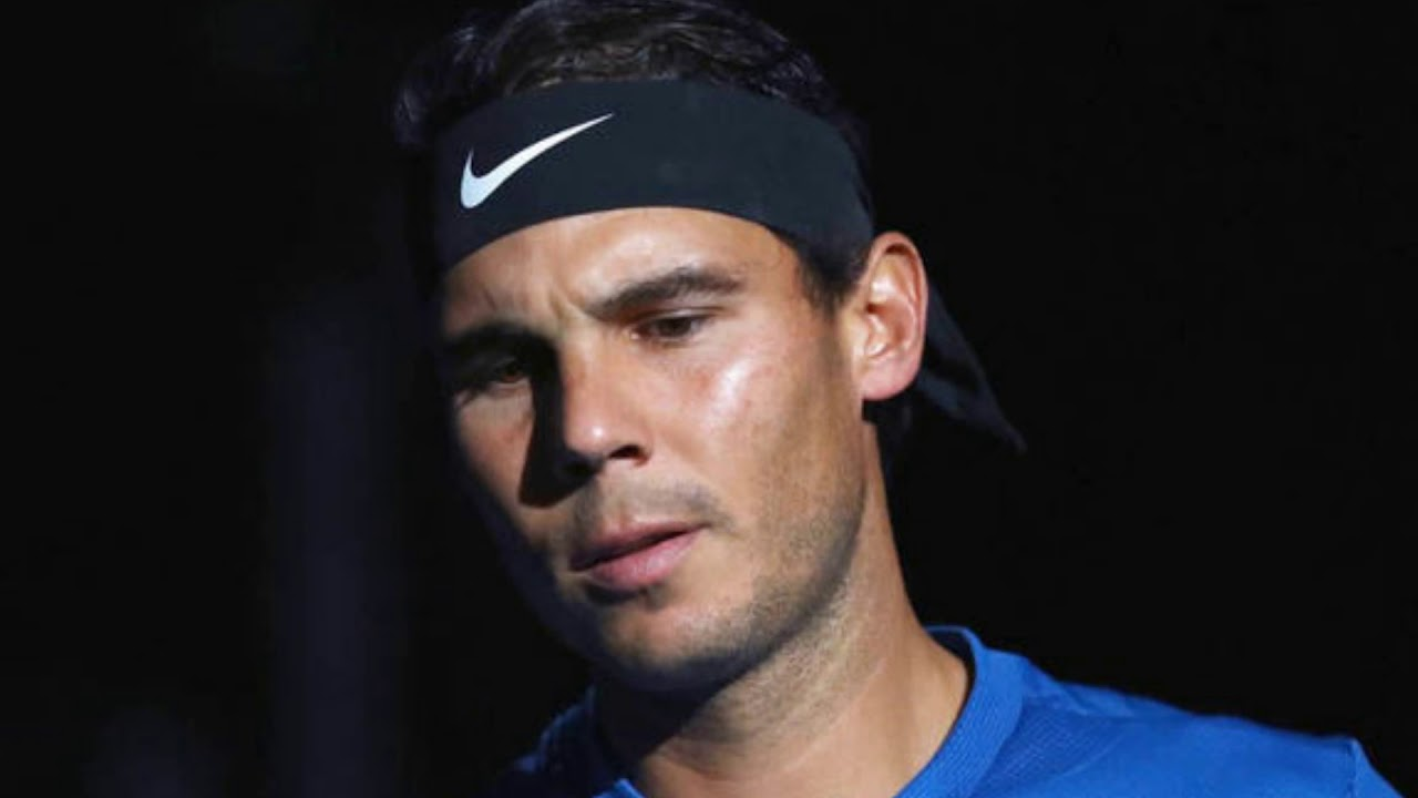 Rafael Nadal I thought he should retire due to injury problems Pat