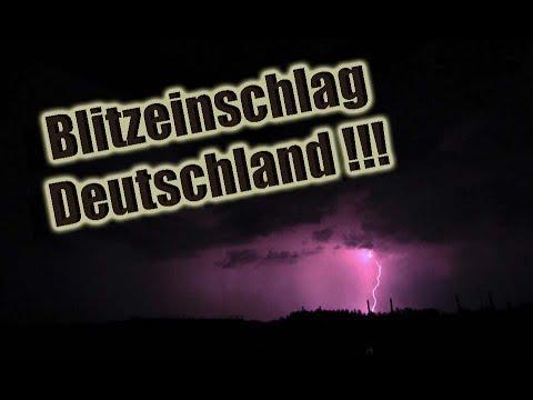 Blitze und lauter Donner 29.06.2012