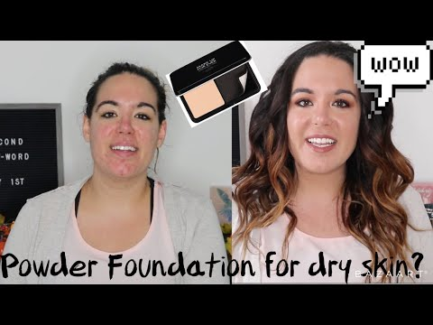 💁🏻‍♀️GRWM- MAKE UP FOR EVER Matte Velvet Skin Powder Foundation Review! 🤔 thumbnail