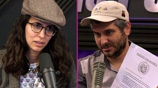 Hila Serves Ethan Divorce Papers