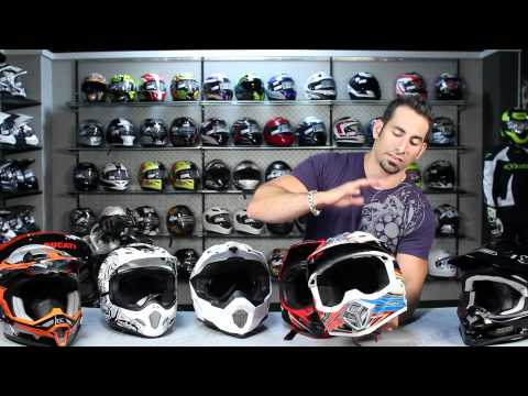 Premium Dirt Helmet Guide at RevZilla.com