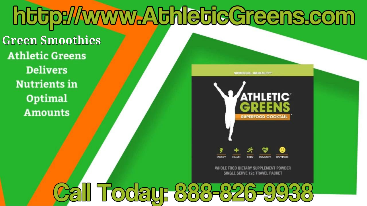 Athletic greens the ultimate weight loss green smoothies youtube athletic greens the ultimate weight loss green smoothies malvernweather Image collections