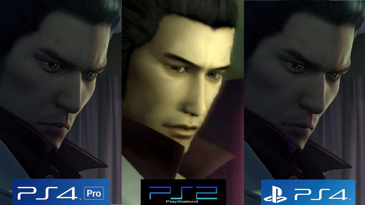 Yakuza 3, Yakuza 4, and Yakuza 5 PS4 Remasters Announced on Famitsu