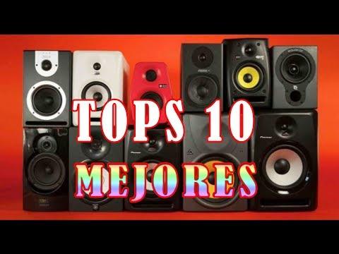 TOP 10 Mejores Monitores de Estudio para un Home Studio ( En Español )