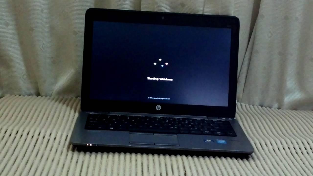 HP EliteBook 820 G1 Treiber Windows XP