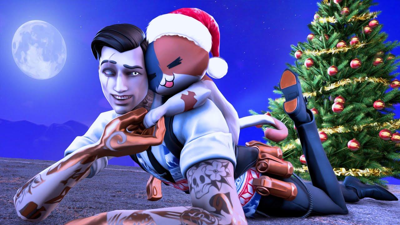 Download Kit & Midas' heartwarming Christmas Story (Fortnite Animation)