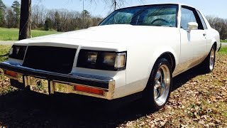 """God's Garage 1987 Buick Turbo T """"Project Buford T"""" Valvespring Change"""