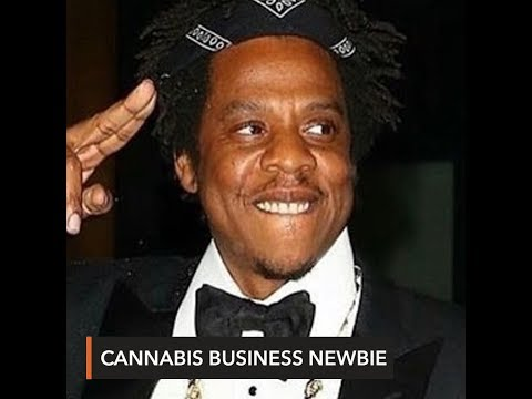 Rapper Jay-Z joins cannabis business Mp3