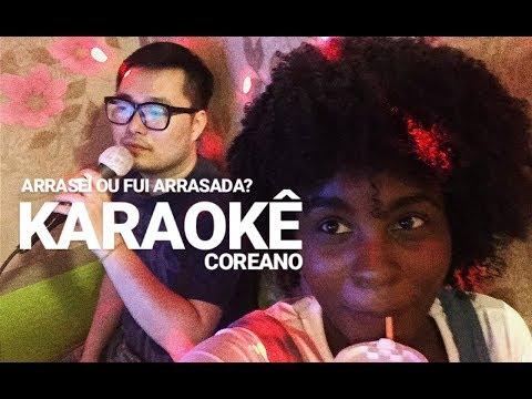 KARAOKÊ NA COREIA DO SUL (NOREBANG) | PRETA NA COREIA 5 Mp3