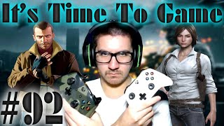 Time To Game #92 (Part 2) - GTA Online!