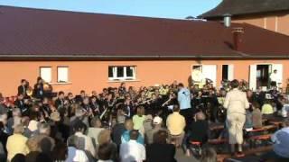 Highland Cathedral - APEM Bézu-le-Guéry - Concert Riespach 31/05/09