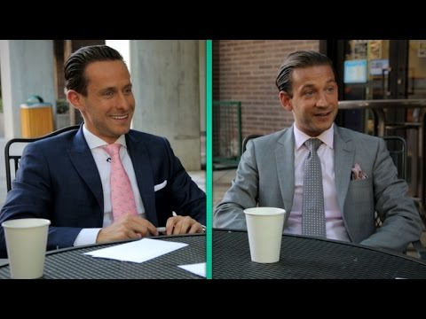 'Million Dollar Listing' Partners James & David Talk Celebrity Real Estate