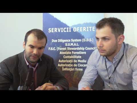 Dl Ienea Dorian, administrator SC Patac SRL si dl Ionut Timisan- consultant due-diligence