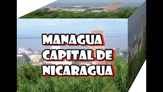 MANAGUA - CAPITAL DE NICARAGUA