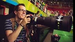 Lukas Schulze auf der photokina 2018 - Als Sportfotograf um die Welt