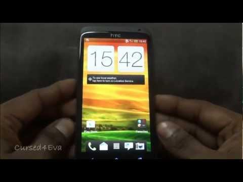HTC One X: How to Flash Custom ROMs - Cursed4Eva