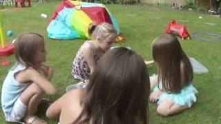 Cheap ideas for children's garden party games