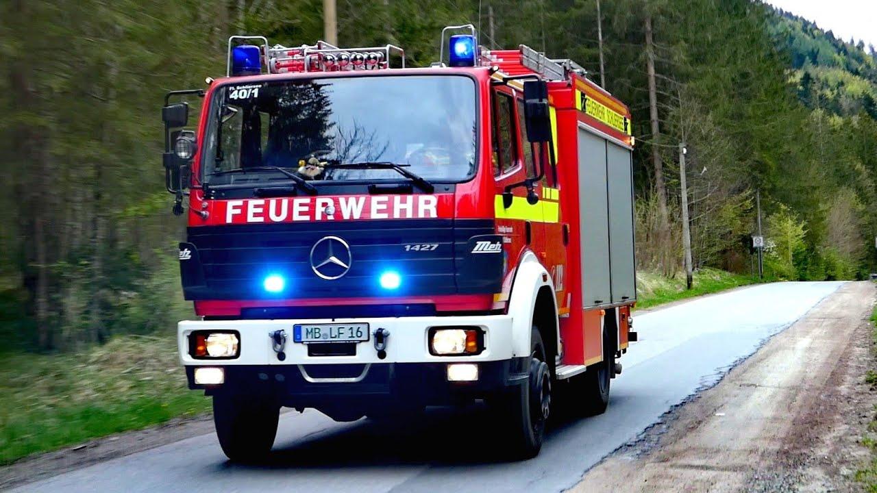 LF 16/12 Freiwillige Feuerwehr Schliersee