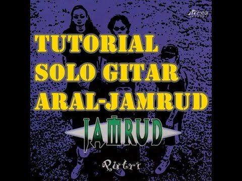 Belajar solo gitar jamrud-aral