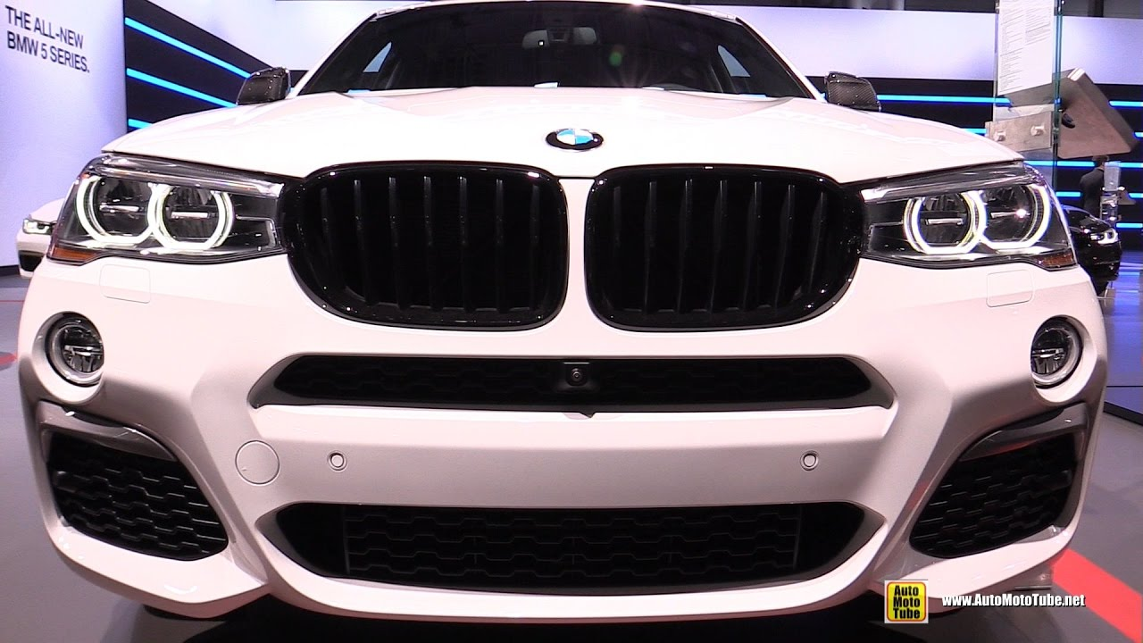 2017 BMW X4 M40i M Performance