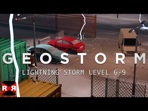 Geostorm (By Sticky Studios) - Orlando Level 6-9 - iOS / Android Walkthrough Gameplay