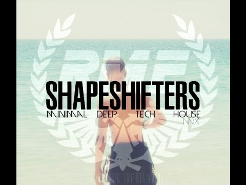RME - ShapeShifters 2015 Deep House Mix
