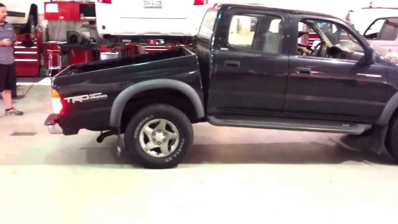 toyota tacoma frame rust campaign recall worst case. Black Bedroom Furniture Sets. Home Design Ideas