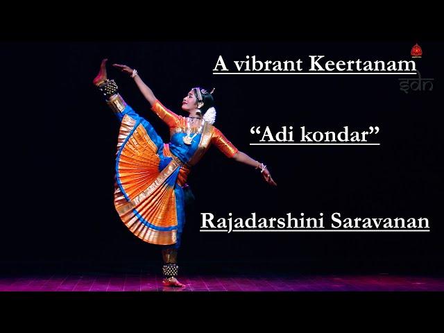 A vibrant keertanam on Lord Siva -