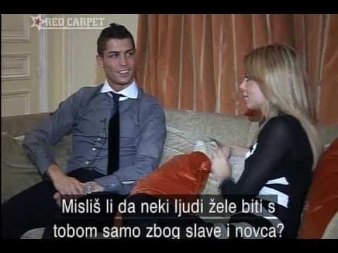 Cristiano Ronaldo and Fani Stipkovic Travel Video