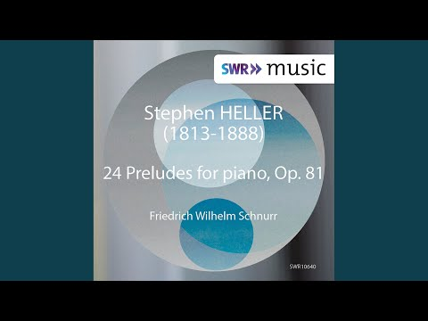 24 Preludes, Op. 81: No. 19, Rapide