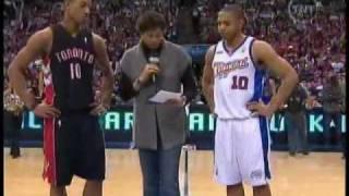 Demar Derozan vs. Eric Gordon: NBA All-Star Dunk In (2010)