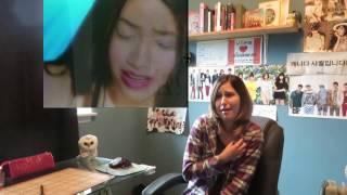 {Indopop} Anggun-Snow On The Sahara MV Reaction