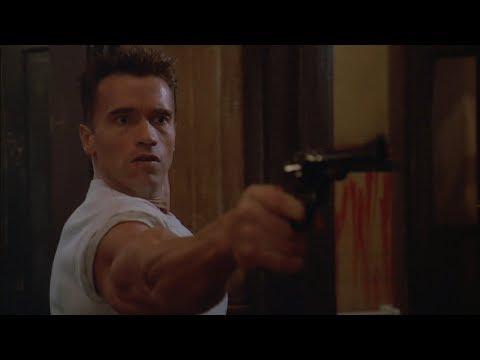 Red Heat - Apartment Shootout Scene (1080p)