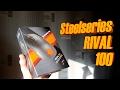 Обзор Steelseries RIVAL 100 -  распаковка, первый взгляд!