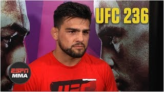 Kelvin Gastelum hoping for no mishaps before Saturday | UFC 236 | ESPN MMA