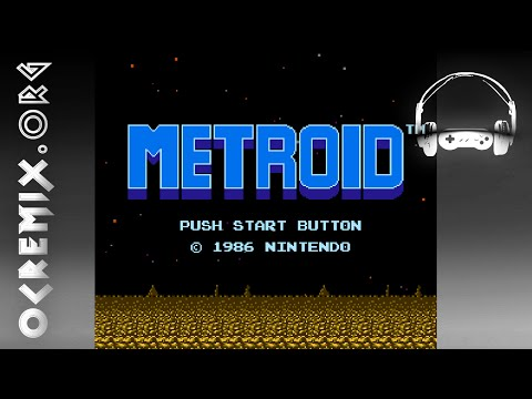 OC ReMix #54: Metroid 'efsisos featuring Samus Aran' [Title] by efsisos