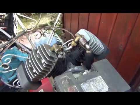twin cylinder air compressor scheppach hc53dc doovi. Black Bedroom Furniture Sets. Home Design Ideas