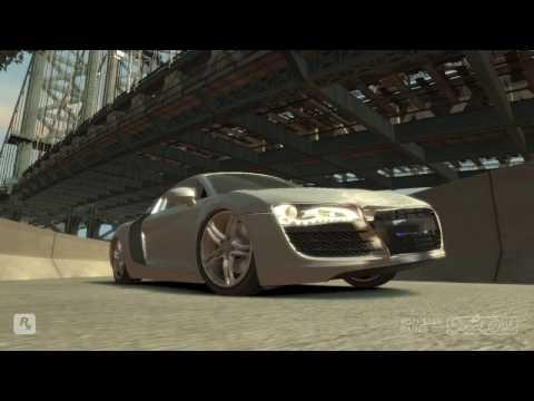 GTA 4 - Audi R8 HD (720p)
