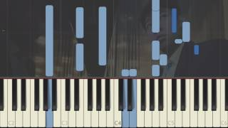 6-Light - ខួរក្បាល (Synthesia Piano Cover)