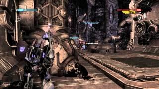 #5 Let's Play Transformers Kampf um Cybertron (DE/HD/Blind)-Treibstoff des Krieges